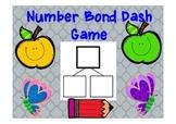 Number Bond Dash Game