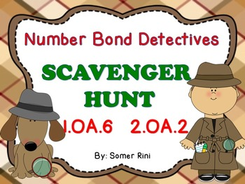 Number Bond Detectives!