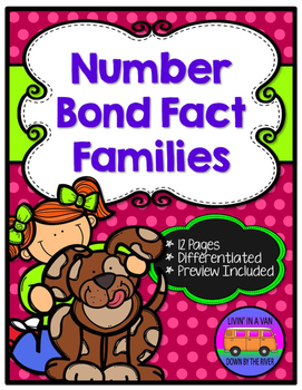 Number Bond Fact Families