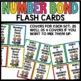 Number Bond Task cards   Flash Cards