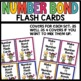 Number Bond Flash Cards 11 -20