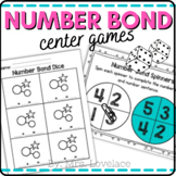 Number Bond Games Mini Unit - Singapore math
