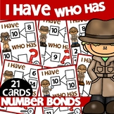 Number Bond I have Who has Game