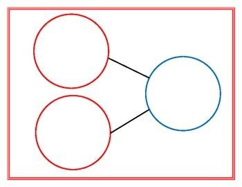 Number Bond Mat - Singapore Math/Math In Focus
