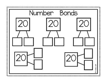 Number Bond Math Center