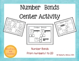 Number Bond Math Center
