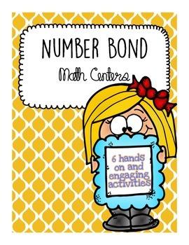 Number Bond Math Centers