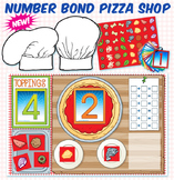 Number Bond Pizza Shop - Download & Print