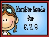 Number Bond PowerPoint for Mult. and Div. (6s, 7s, 8s)