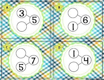 Number Bond Practice