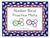 Number Bond Practice Mats