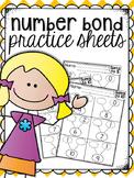 Number Bond Practice Sheets