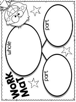 Number Bond Printables for Decomposing Numbers to 10