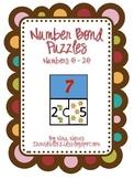 Number Bond Puzzles 2