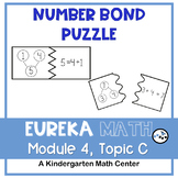 Number Bond Puzzle: Eureka Math Module 4 Topic C