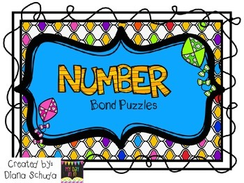 Number Bond Puzzles