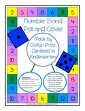 Number Bond Roll and Cover