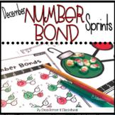 Number Bond Sprints: December