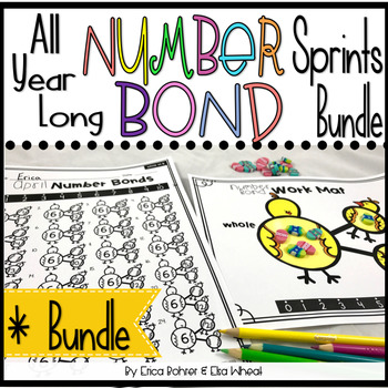 Number Bond Sprints