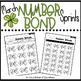 Number Bond Sprints: March