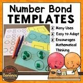 Number Bond Templates