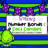 Number Bond Pieces for Teaching