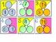 Number Bond Variation Calendar Cards