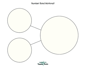 Number Bond Workmats
