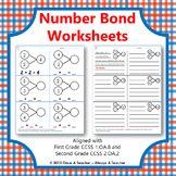 Number Bond Worksheets