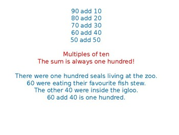 Number Bond Zoo