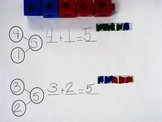 Number Bond practice for Smartboard