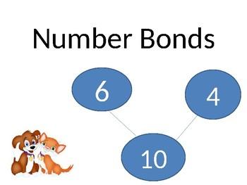 Number Bond Workseets