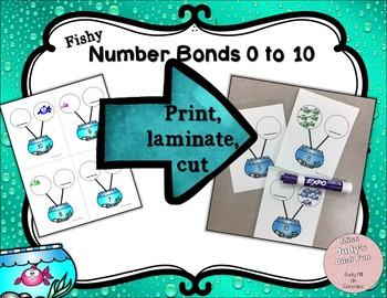Number Bonds 0-10