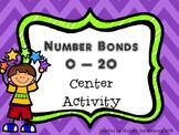 Number Bonds 0-20