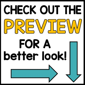 Number Bond Worksheets Math Centers | PRINTABLE PACKET DISTANCE LEARNING