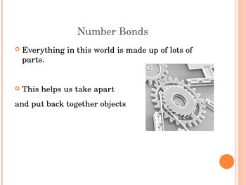 Singapore Math - Various Number Bonds