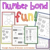 Number Bonds (1-20)