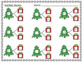 Number Bonds 1-10 (Christmas Tree Theme)