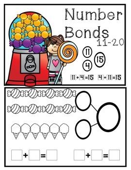 Number Bonds 11-20