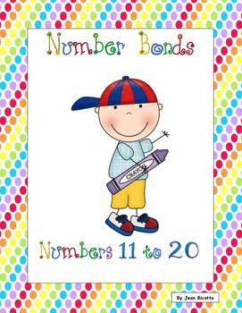 Number Bonds 11 to 20