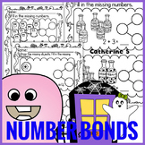 Number Bonds to 10 - Halloween