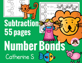 Number Bonds to 10 - Subtraction