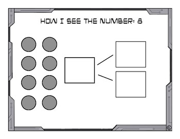 Number Bonds 2 through 10