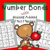 Number Bonds First Grade