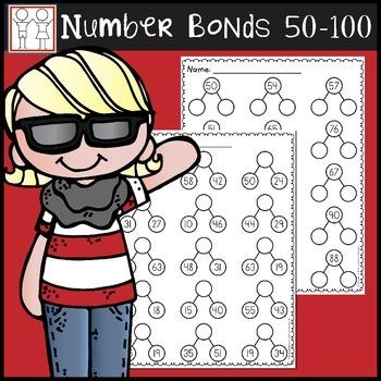 Number Bonds to 100