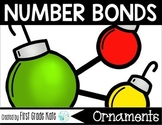 Number Bond Part Part Whole Task Cards Christmas Ornaments
