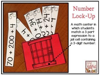 Number Bonds for Big Kids: Addition, Subtraction, & Place Value