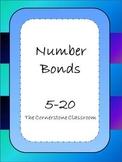 Number Bonds 5-20