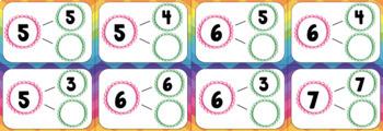 Number Bonds Activities