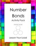 Number Bonds Activity Pack